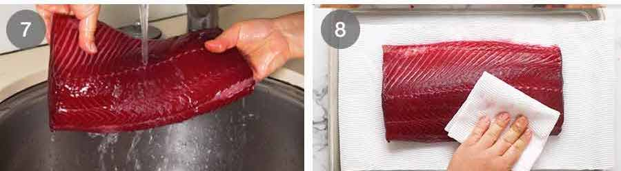 How to make Gin or Vodka Beetroot Cured Salmon