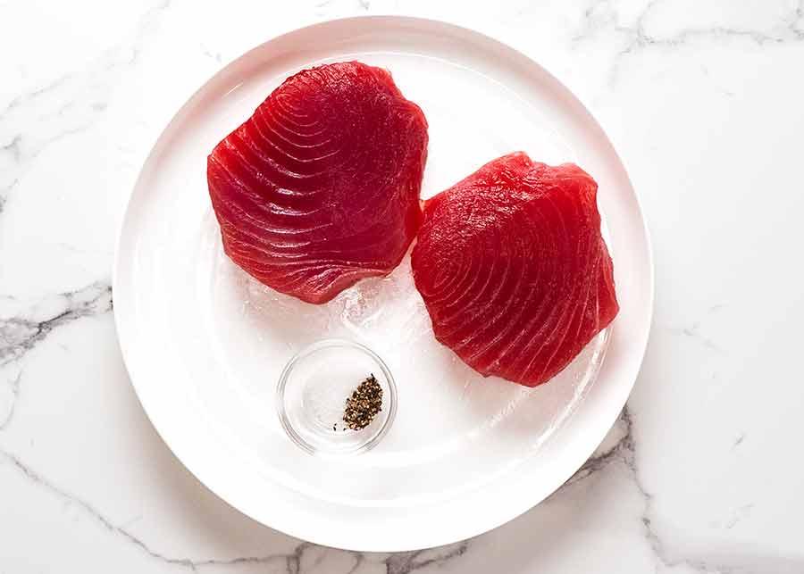 How to cook Tuna Steak