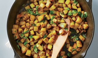 Curried Stir-Fried Potatoes
