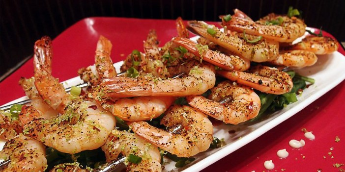 Roasted Chili Lime Shrimp
