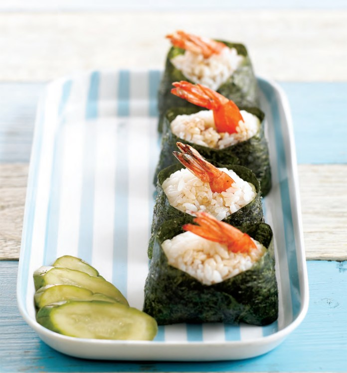 Simply Onigiri funa dn creative recipes for Japanese rice balls
