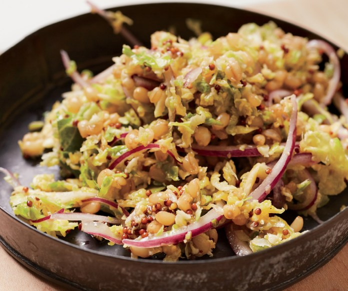 Wheat Berry or Other Whole Grain Salad