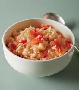 Rice with Chickpeas