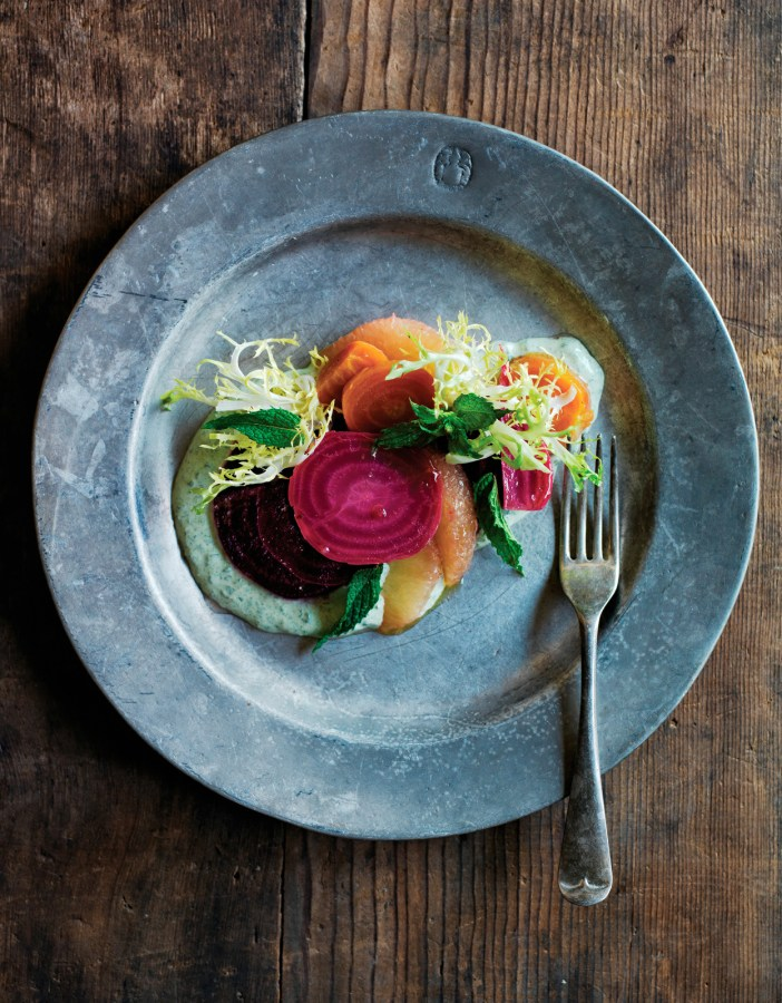 Roasted Beets and Pink Grapefruit