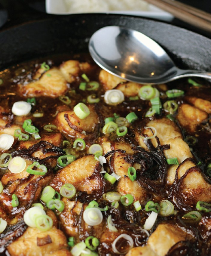 Braised Catfish Pot