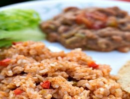 QUICK INSTANT PОT MEXICAN RICE