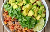 INSTANT-POT MEXICAN QUINOA BOWL [VEGAN]