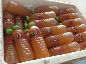exite soft drink