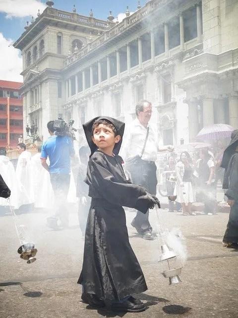 Coronavirus Manila Holy Week