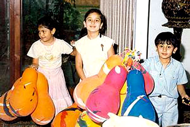 Ranbir Kapoor childhood photos, Bollywood Celebs, Childhood Stars, Unseen childhood pictures, Rare Pics Of Bollywood Celebrities