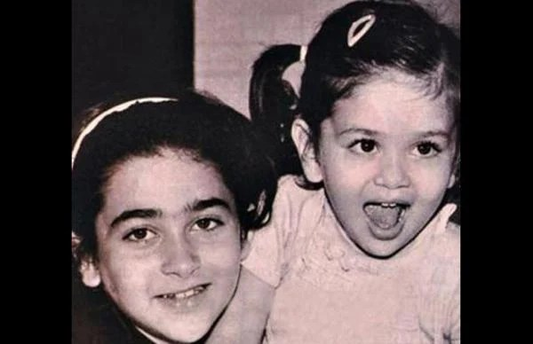 Kareena Kapoor childhood photos, Bollywood Celebs, Childhood Stars, Unseen childhood pictures, Rare Pics Of Bollywood Celebrities