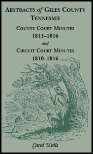 Court Records Book