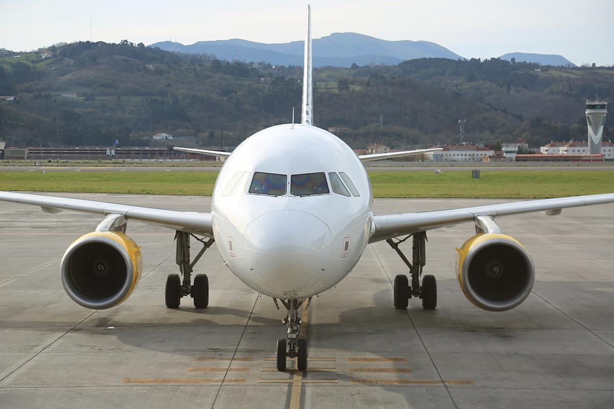 avión de KLM. foto de reclamador.es