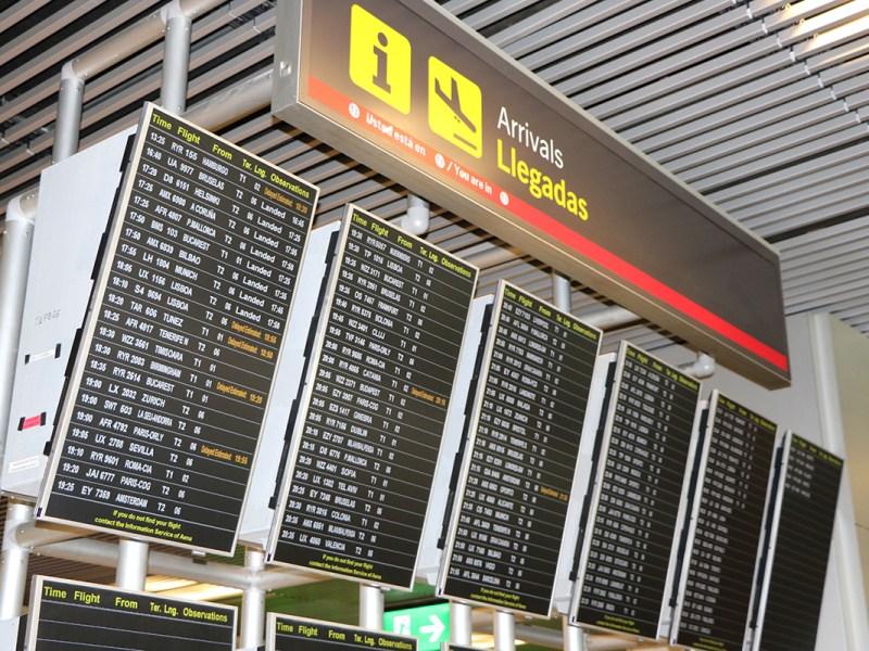 Cancelaciones de vuelos Lufthansa