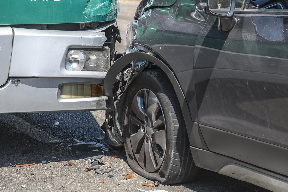 accidente de tráfico. foto de reclamador.es