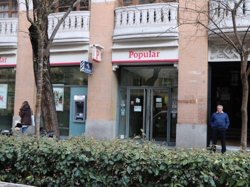 Las cláusulas suelo del Banco Popular
