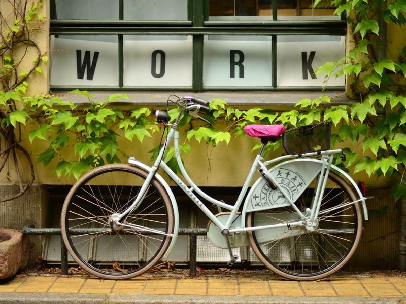 bicicleta de segunda mano que es vendida. foto de reclamador.es, compañía online de reclamaciones