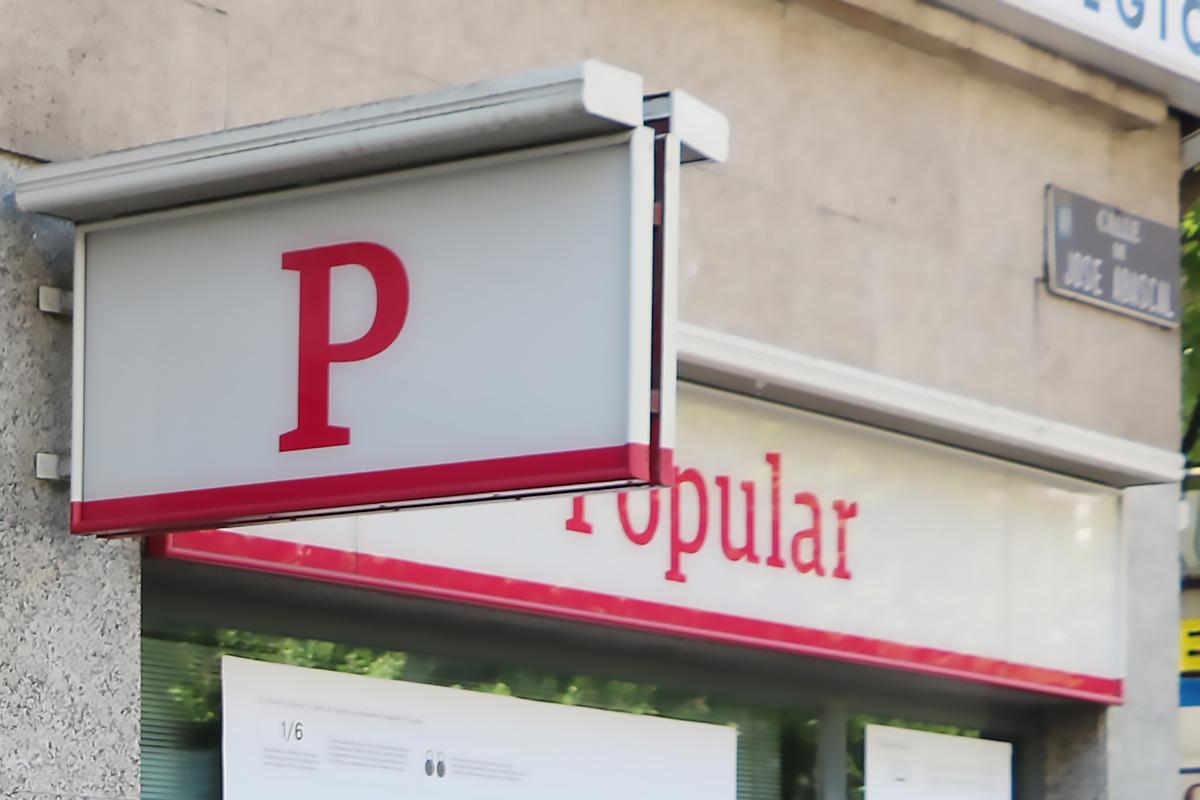 Sucursal del Popular, banco más reclamador en reclamador.es, compañía online de reclamaciones