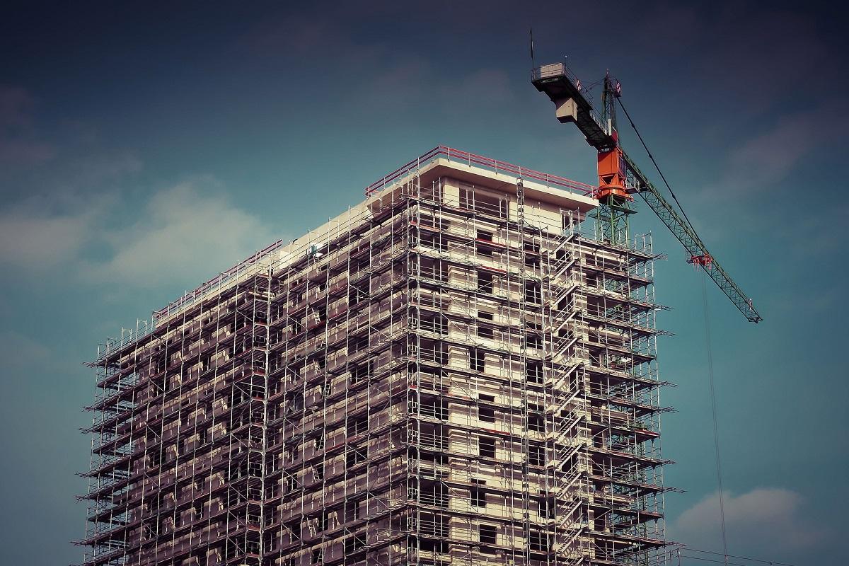 viviendas sobre plano reclamador