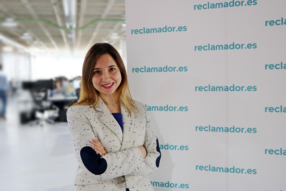 Leticia Grande multidivisa reclamador