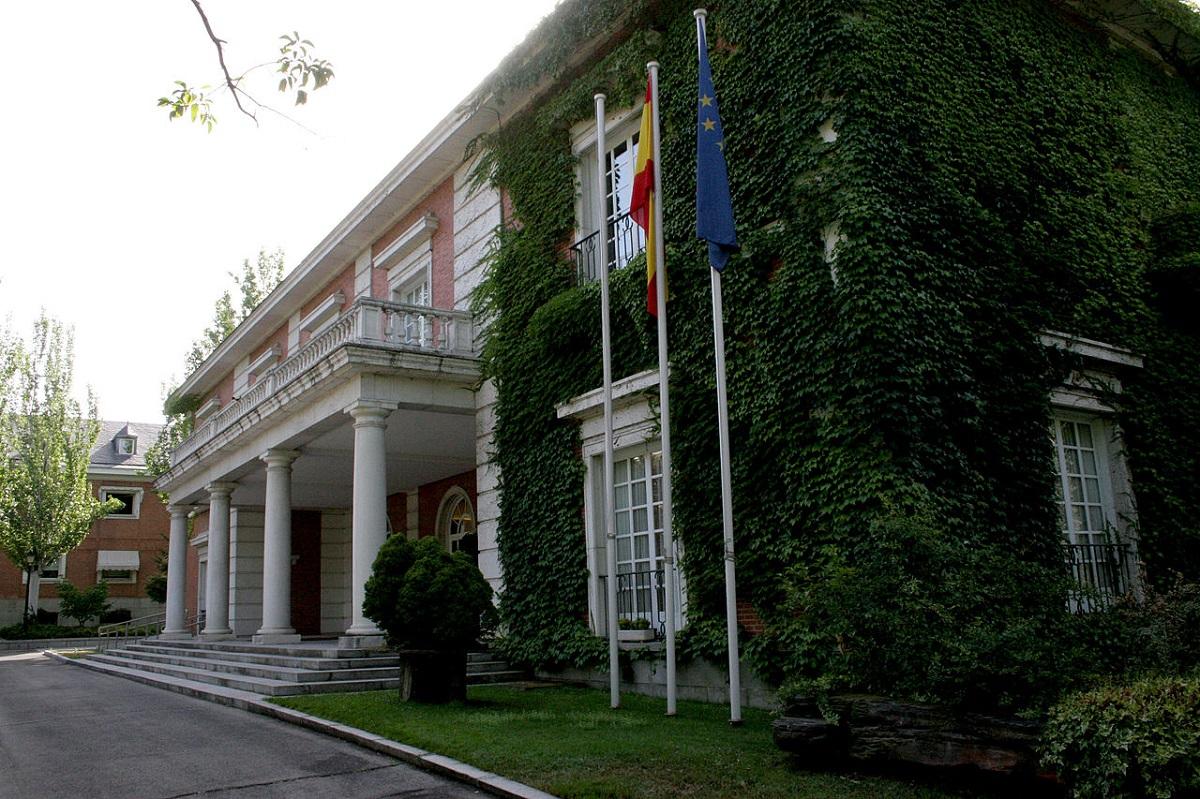 reunion consejo de ministros sobre impuesto ajd en Palacio de la Moncloa