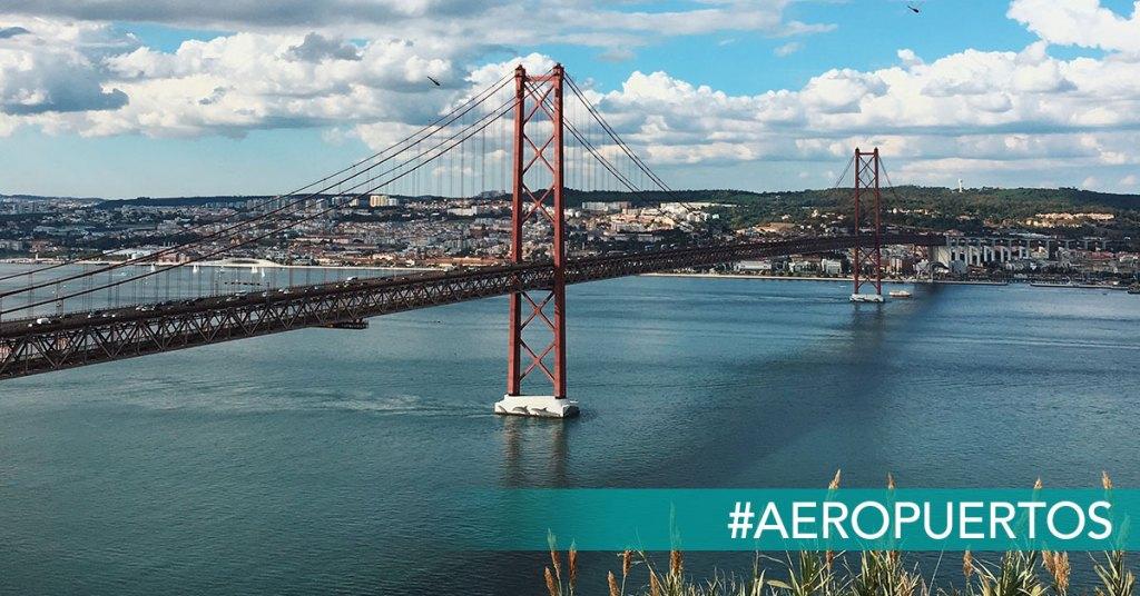 Aeropuerto de Lisboa: Llegar al centro desde el Aeropuerto Da Portela