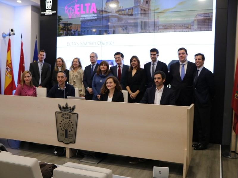 """""""La tecnología es una oportunidad que hay que aprovechar"""", Pablo Rabanal en la presentación de ELTA en el ICAM"""
