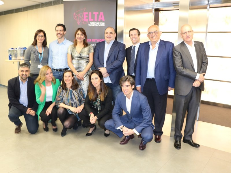 ELTA reclamador Financiacion Legaltech