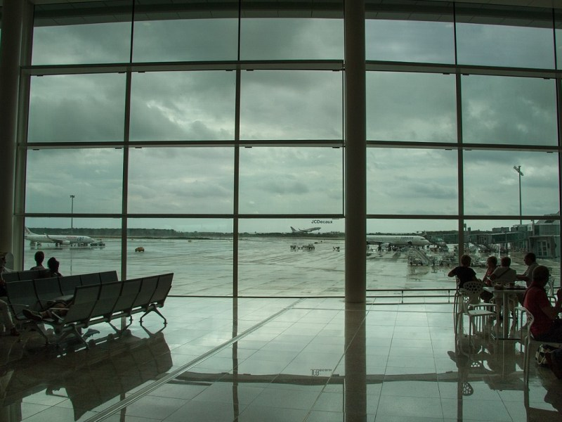 aeropuertos problematicos en verano reclamador