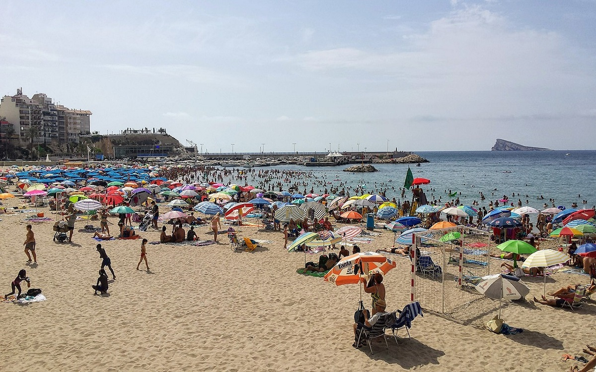 prohibiciones de las playas - reclamador
