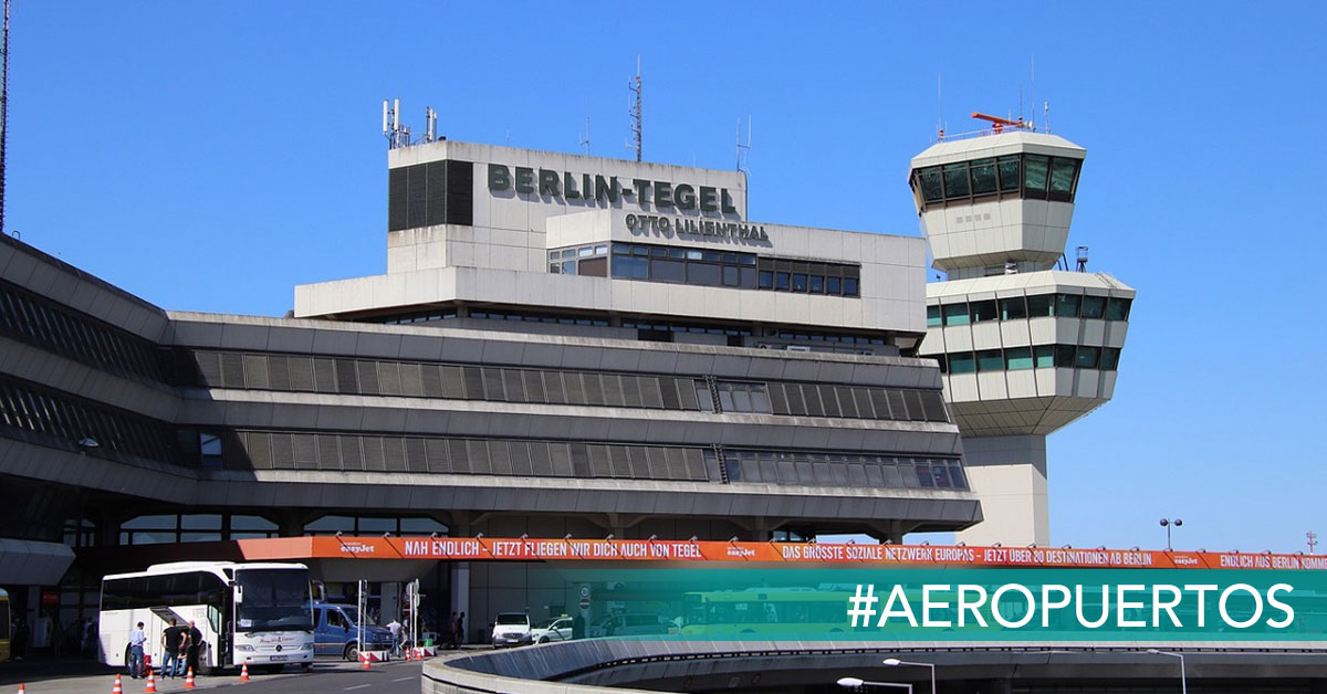 aeropuertos de Berlín reclamador