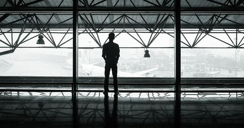 ¿Está permitido hacer fotos en los aeropuertos?