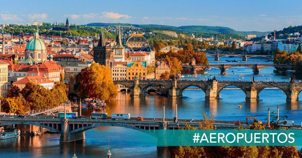 Aeropuerto de Praga: ¿cómo llegar al centro de la ciudad?