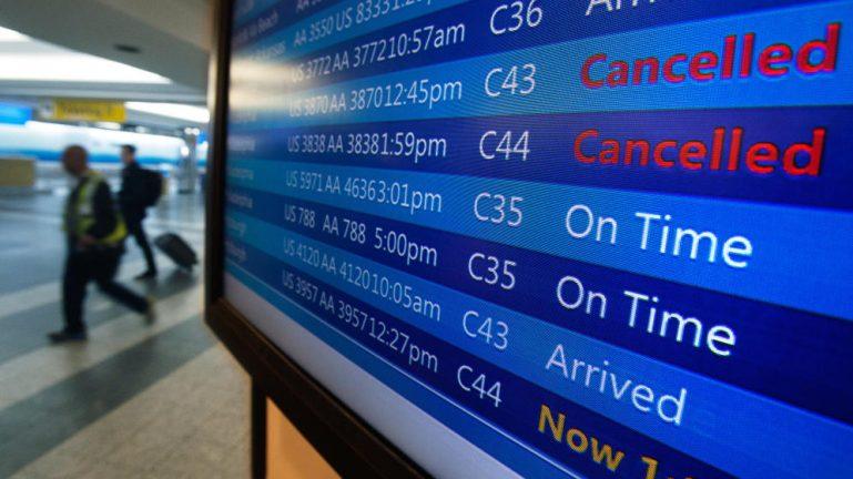 El ahorro de las aerolíneas por las reclamaciones que no se hacen