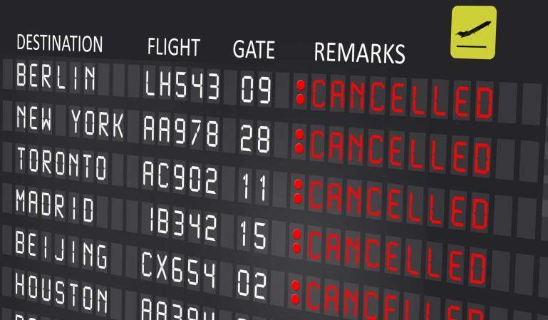 Cancelación de mi vuelo, ¿Qué hago?