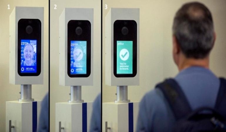 Llega la tecnología biométrica a los vuelos