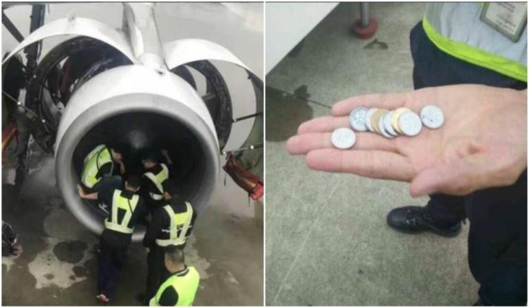 Nuevo ritual de vuelo de algunos pasajeros