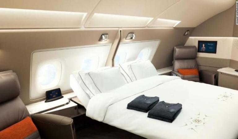 Las aerolíneas con los servicios más lujosos