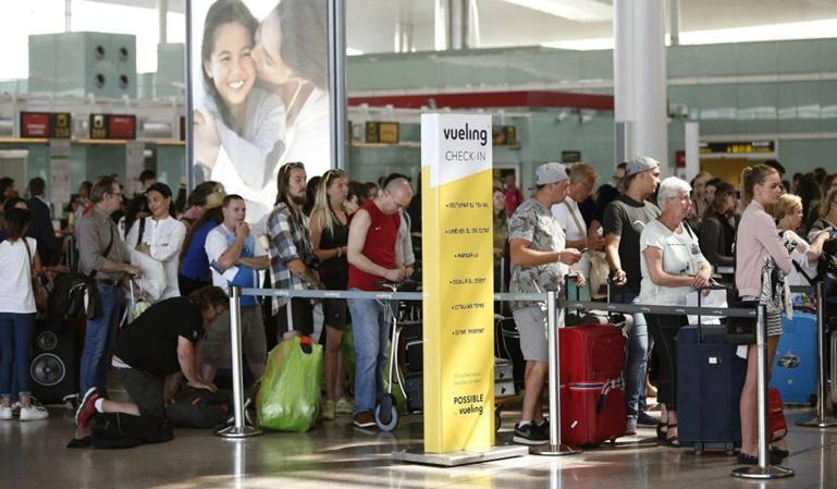 Vueling cambia su política equipajes