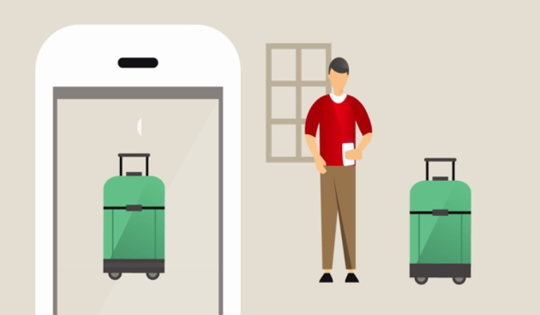 Iberia incorpora un escáner para equipaje en su app