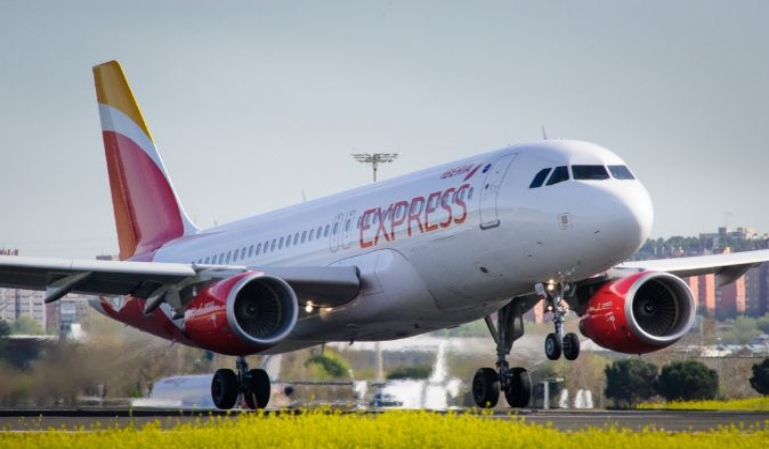 Iberia Express, la más puntual del mundo