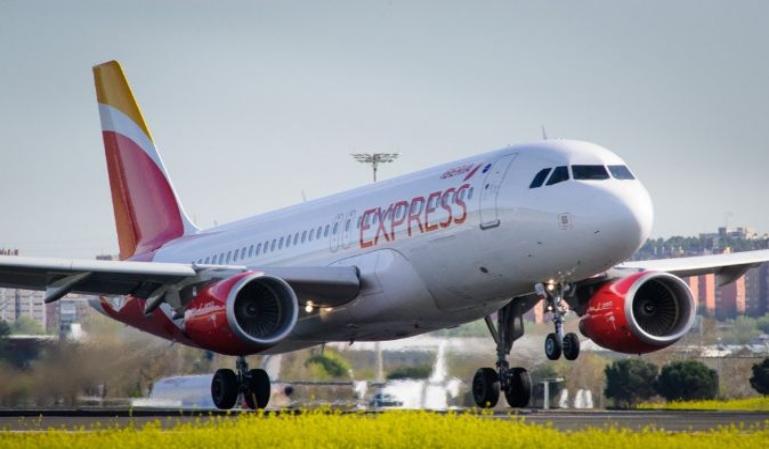 Iberia Express, la más puntual del mundo.