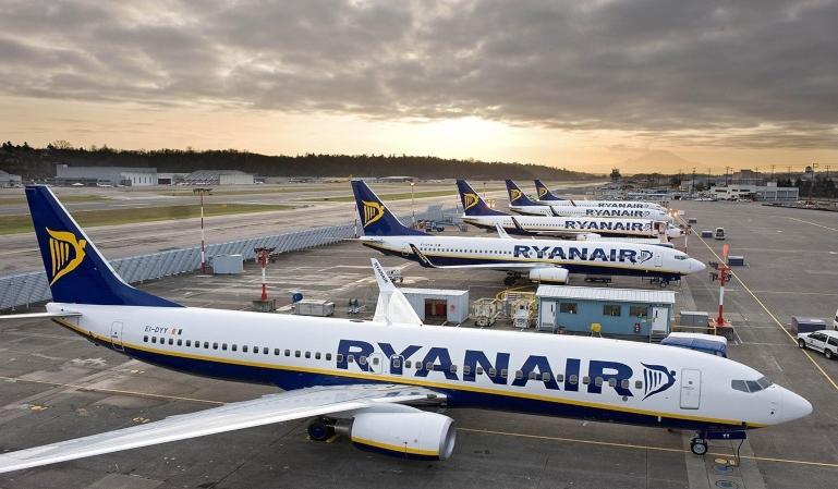 Los pilotos de Ryanair apoyan una futura huelga