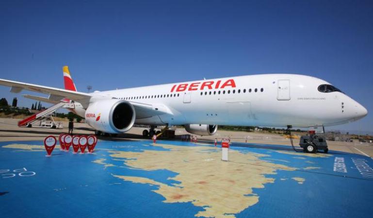 Iberia apuesta por Europa y África para invierno