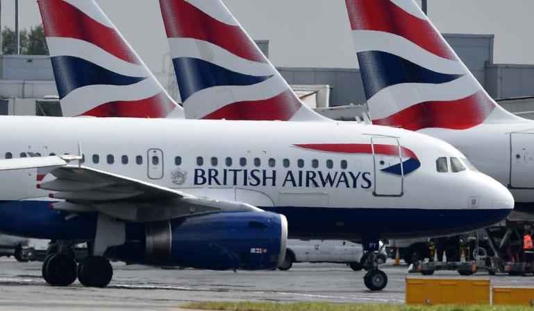 British Airways suspende sus vuelos a El Cairo