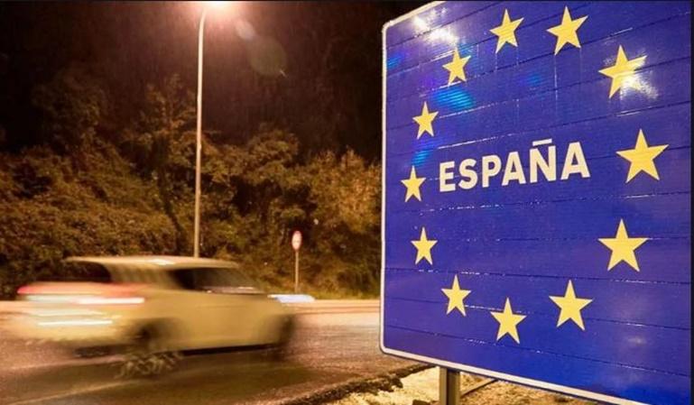 14 días de cuarentena a quien entre en España