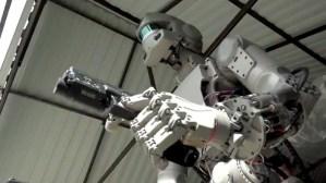 Mirip Terminator, Robot Buatan Rusia Ini Akankah Jadi Ancaman Ras Manusia ?