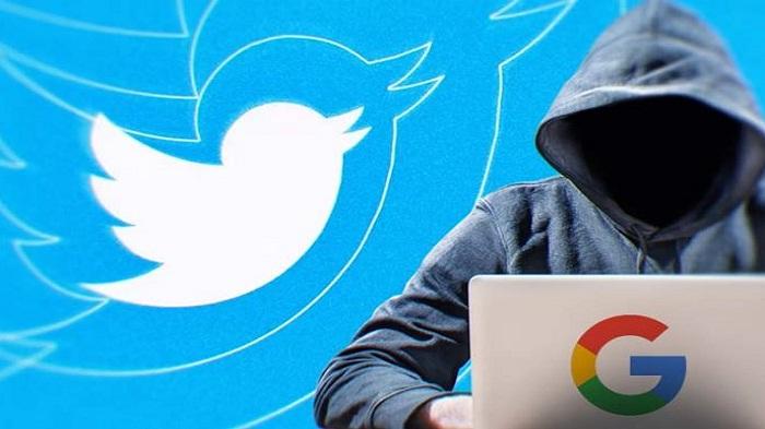 Duh, Akun Twitter Resmi Milik Google Diretas