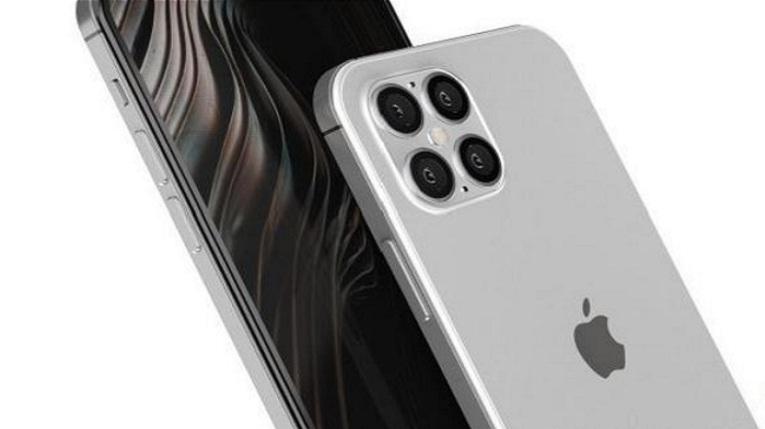 Bocoran iPhone 12 Beredar, Pakai 4 Kamera Belakang ?