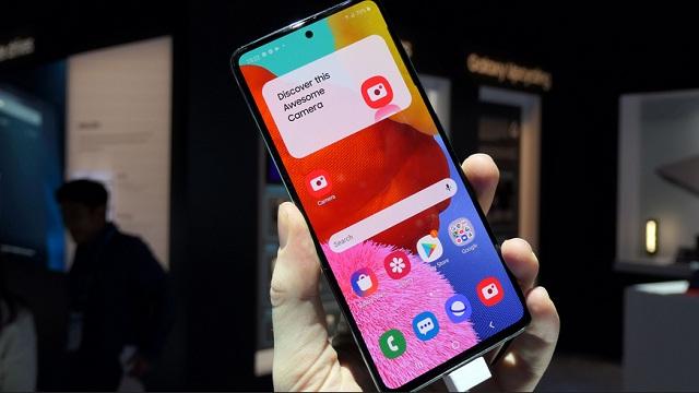 Samsung Galaxy A51, Spesifikasi dan Harga